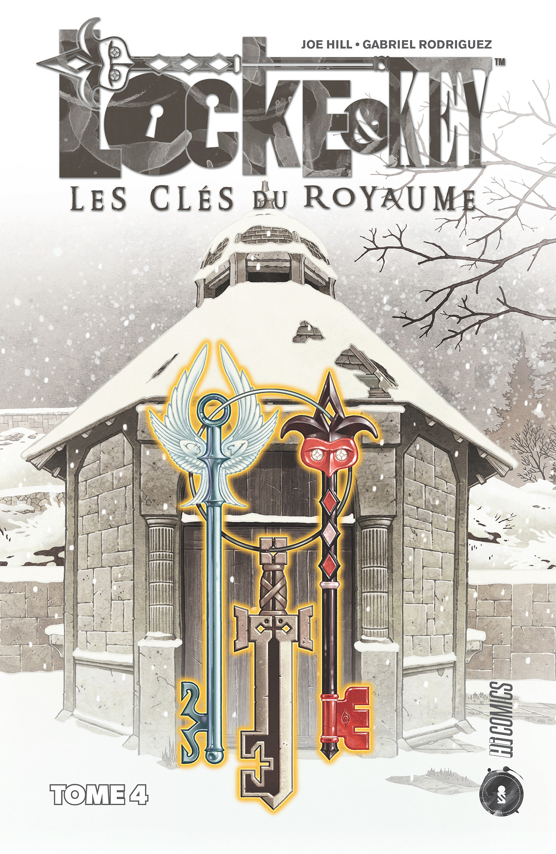 Locke & Key T.4 ; les clés du royaume