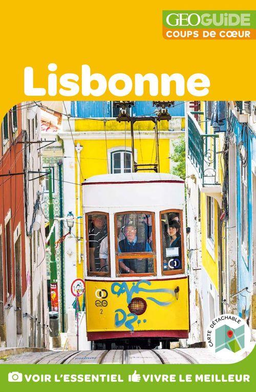 GEOguide coups de coeur ; Lisbonne (édition 2018)