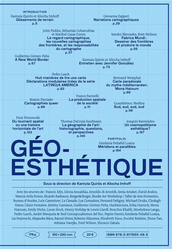 GEO-ESTHETIQUE