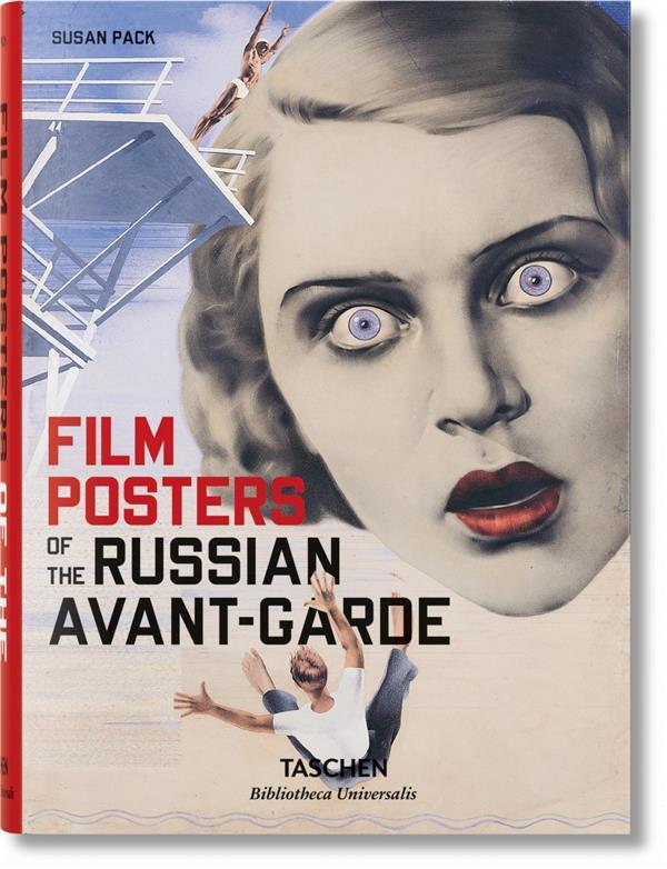 Pack Susan - AFFICHES DES FILMS DE L'AVANT-GARDE RUSSE