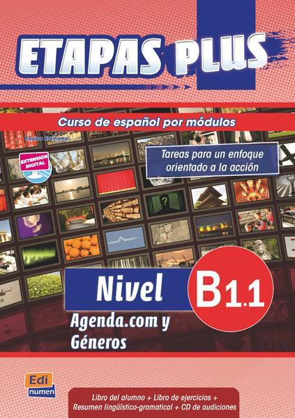Etapas Plus B1 1  Libro Del Alumno