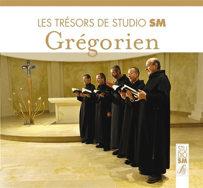 trésors - Grégorien - Le meilleur de 60 ans d'histoire entre Studio SM et le chant grégorien