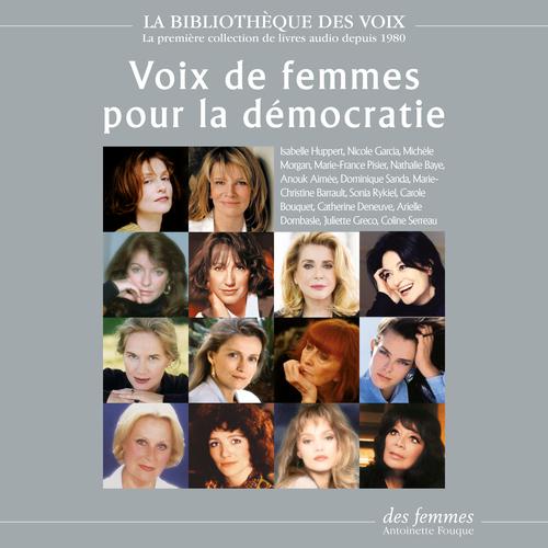 Voix de femmes pour la démocratie