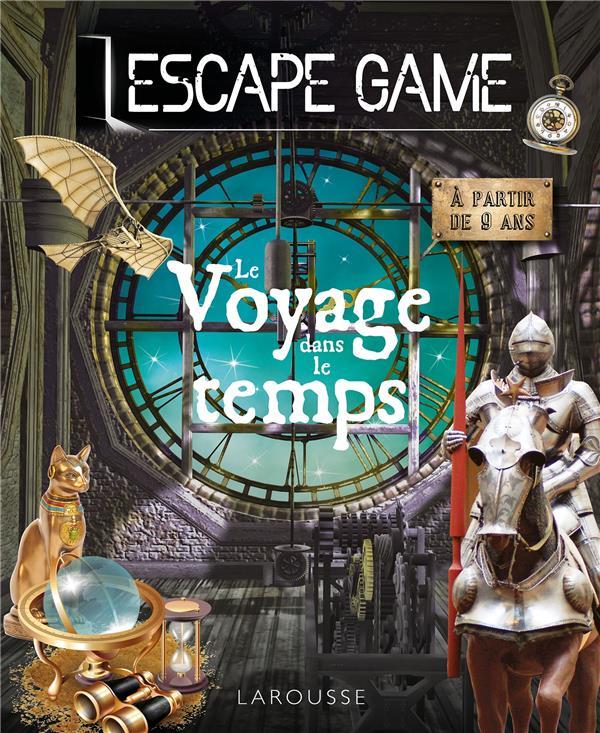 Le voyage dans le temps ; escape game