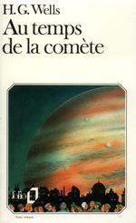 Couverture de Au temps de la comete