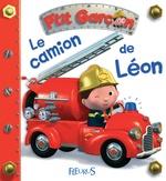 Vente Livre Numérique : Le camion de Léon - interactif  - Nathalie Bélineau - Émilie Beaumont