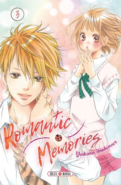 Vente Livre Numérique : Romantic memories T03  - Yukimo Hoshimori