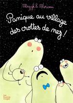 Couverture de Panique Au Village Des Crottes De Nez !