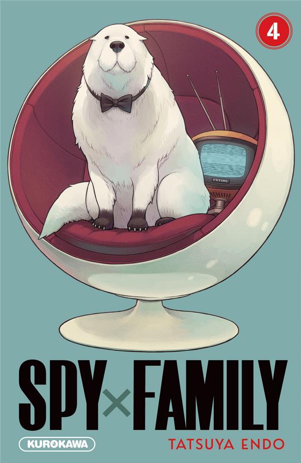 Spy x family t.4