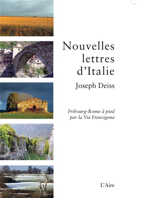 Nouvelles lettres d'Italie