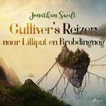 Vente AudioBook : Gulliver's Reizen naar Lilliput en Brobdingnag  - Jonathan Swift