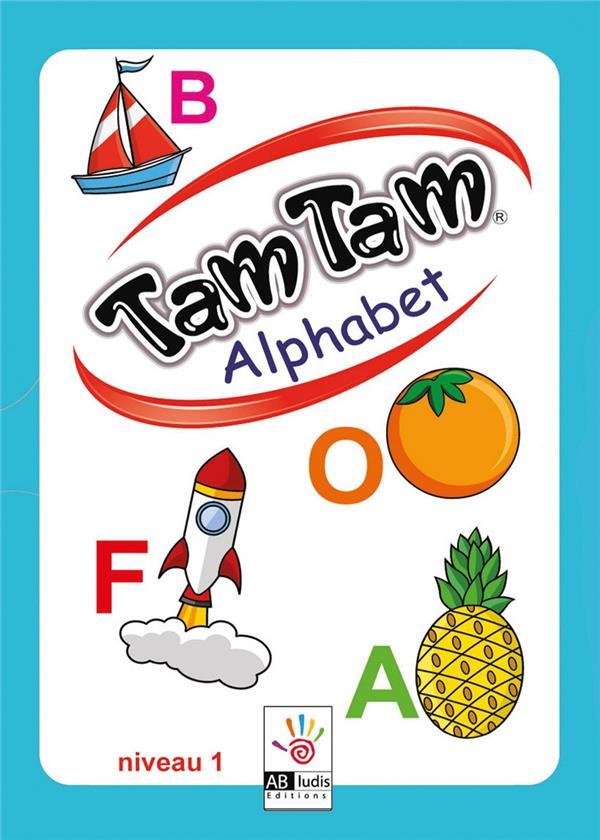Tam tam ; alphabet