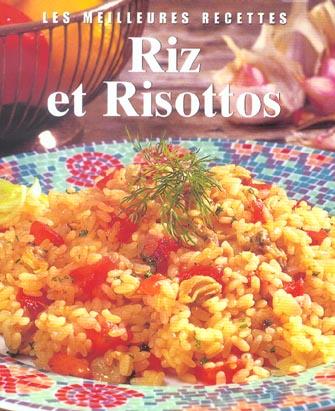 Riz et risottos