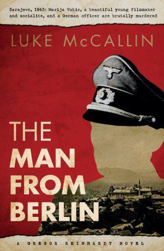 Vente EBooks : The Man from Berlin  - Luke McCallin