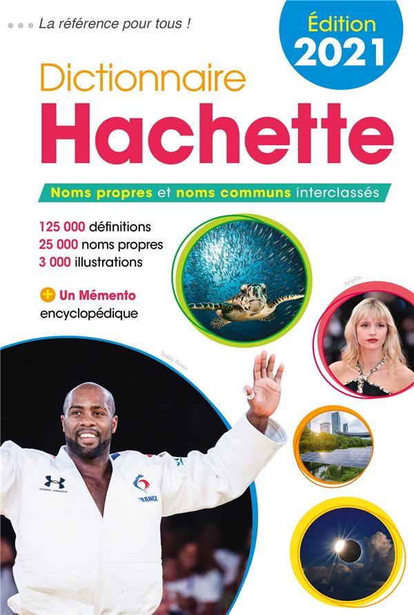 Dictionnaire Hachette (édition 2021)