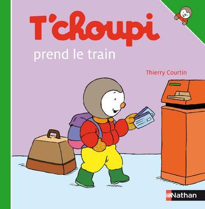 T'Choupi Prend Le Train