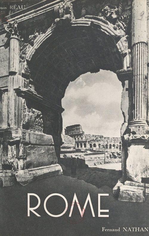 Rome  - Louis Réau