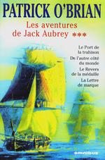 Vente EBooks : Les aventures de Jack Aubrey T3  - Patrick O'Brian