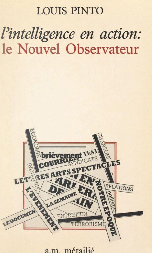 L'intelligence en action : le Nouvel Observateur