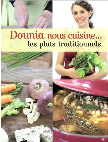 Dounia nous cuisine... les plats traditionnels