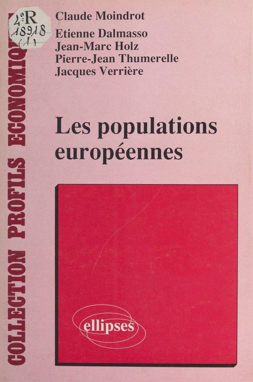 Les populations europeennes