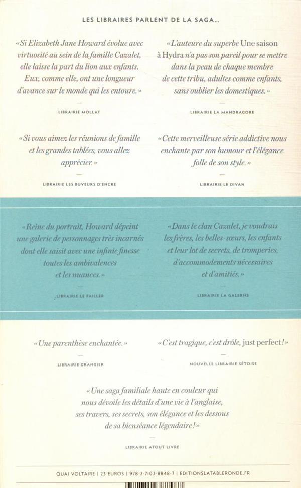 La saga des Cazalet T.3 ; confusion