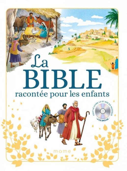 La bible racontée pour les enfants