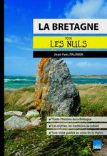 Vente Livre Numérique : La Bretagne pour les Nuls poche  - Jean-Yves PAUMIER