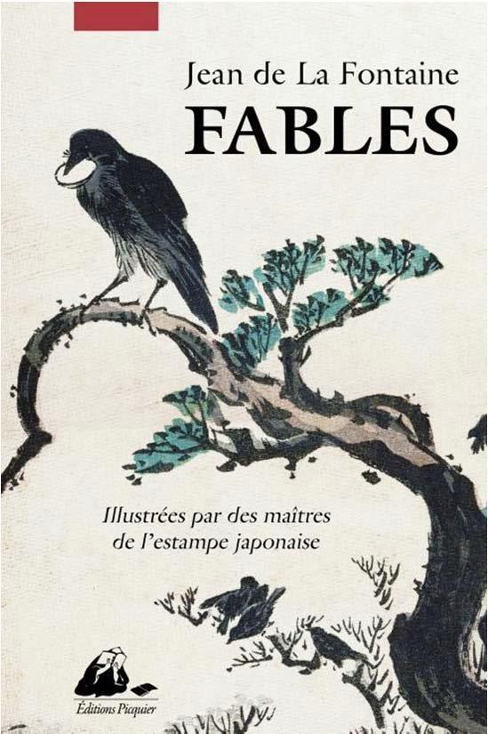 Fables, illustrées par des maîtres de l'estampe japonaise