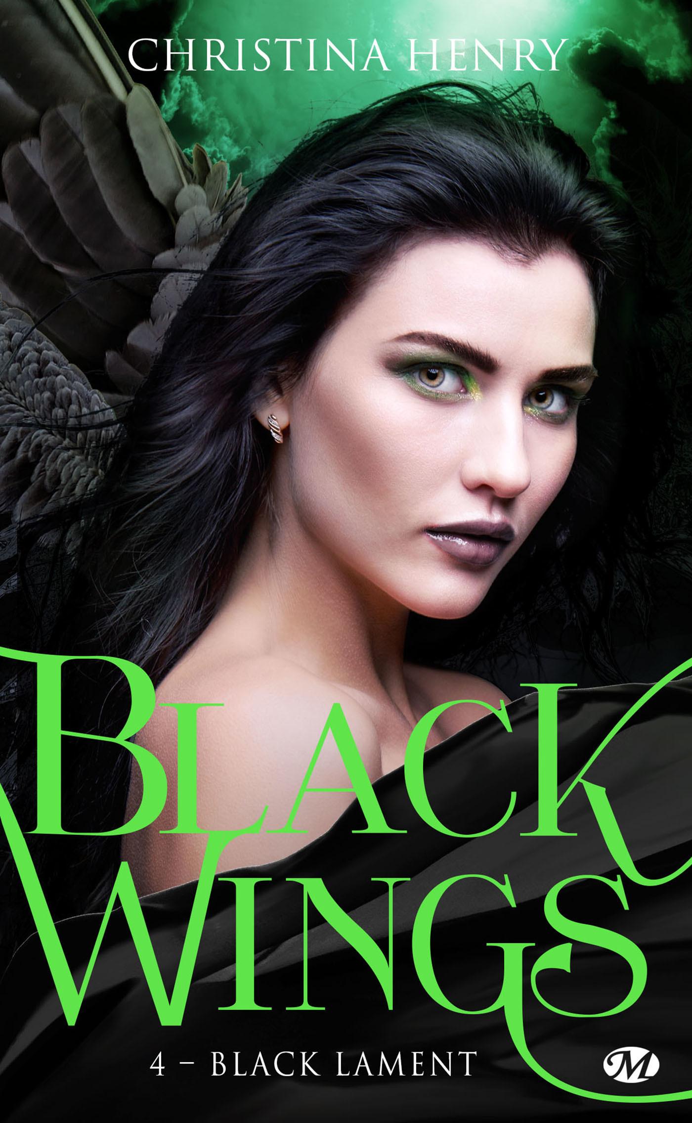 Black wings T.4 ; black lament