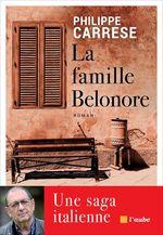 Vente EBooks : La famille Belonore  - Philippe CARRESE