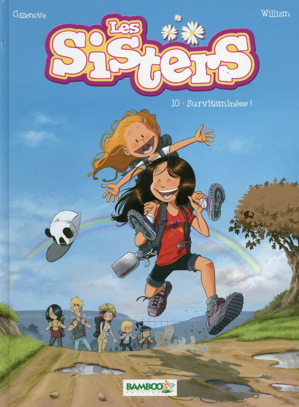 Les Sisters T.10 ; survitaminées !