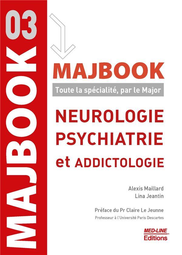 Majbook Neurologie Psychiatrie Et Addictologie