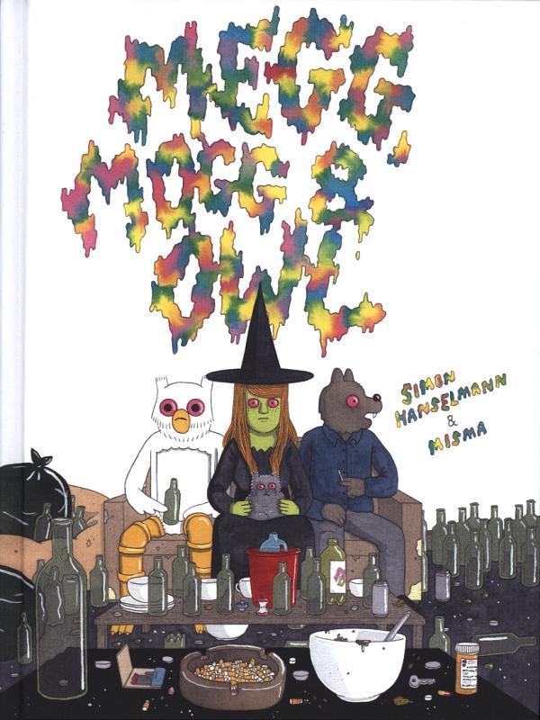 Megg, Mogg & Owl ; INTEGRALE VOL.1 ; T.1 ET T.2 ; anthology