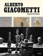 Alberto giacometti face to face /anglais