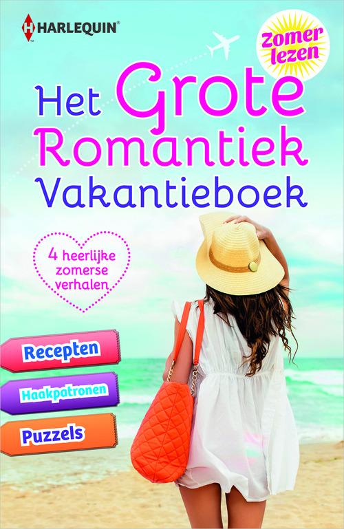Het Grote Romantiek Vakantieboek (4-in-1)