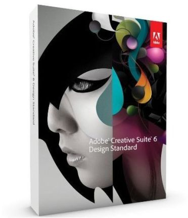 Adobe design standard CS6