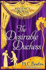 Vente Livre Numérique : The Desirable Duchess  - Beaton M C