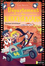 Vente EBooks : Département des Kauchemars - Panique amnésique - Tome 3 - roman poche - Dès 8 ans  - Yves Abours