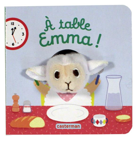 A table, emma !
