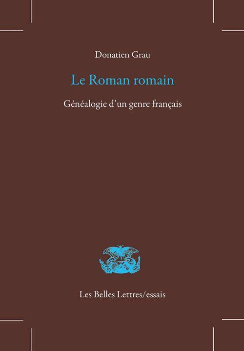 Le roman romain