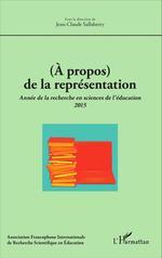 (À propos) de la représentation  - Jean-Claude Sallaberry