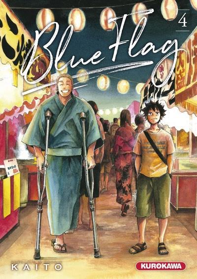Blue flag T.4