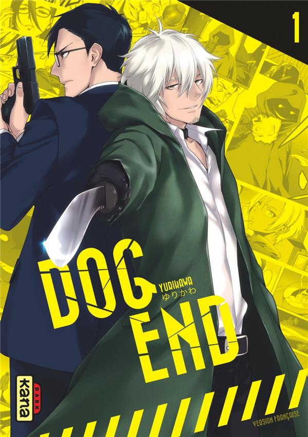 Dog end T.1