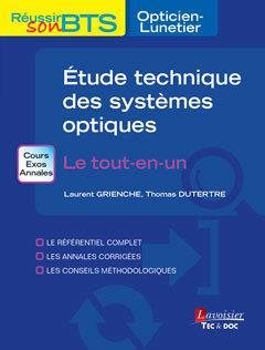 étude technique des systèmes optiques