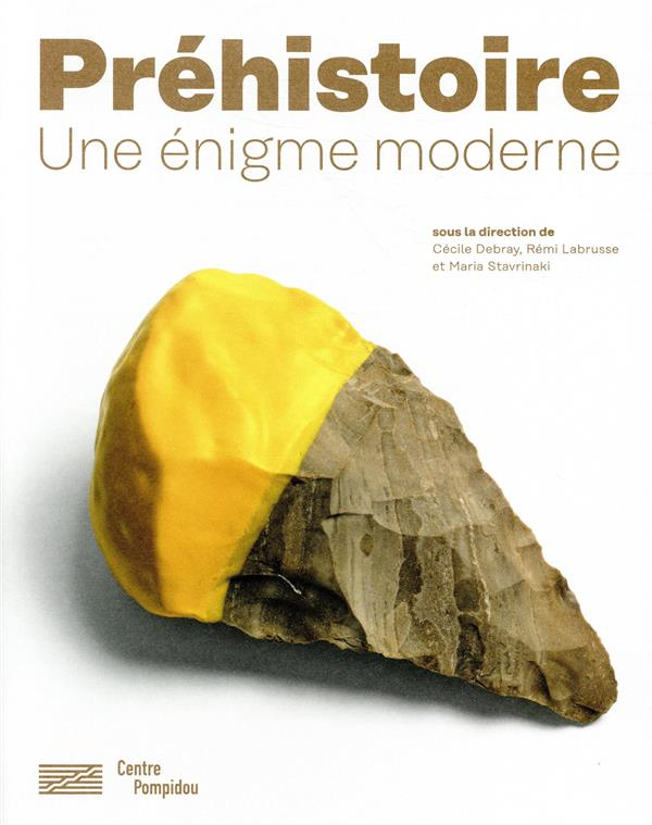 PREHISTOIRE CATALOGUE DE L-EXP
