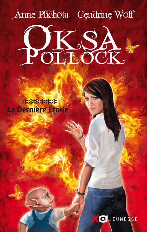 Oksa Pollock - tome 6 La dernière étoile