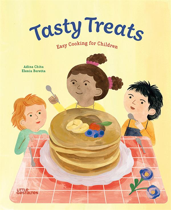 Tasty treats ; easy cooking for children