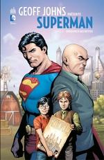 Geoff Johns présente Superman - Tome 6 - Origines secrètes