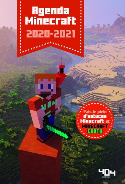 Minecraft ; agenda (édition 2020/2021)
